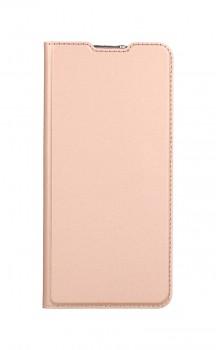 Knížkové pouzdro Dux Ducis na Samsung A32 5G růžové