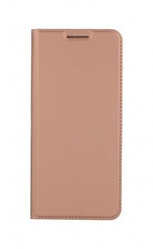 Knížkové pouzdro Dux Ducis na Xiaomi Redmi Note 10 růžové
