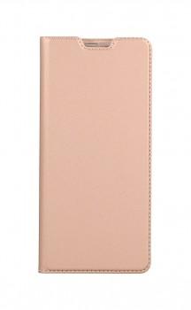 Knížkové pouzdro Dux Ducis na Xiaomi Redmi Note 10 Pro růžové