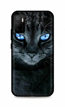 Zadní silikonový kryt DARK na Xiaomi Poco M3 Pro Dark Cat