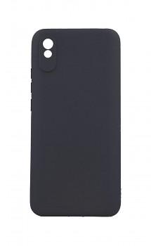 Zadní silikonový kryt Forcell Soft na Xiaomi Redmi 9A černý