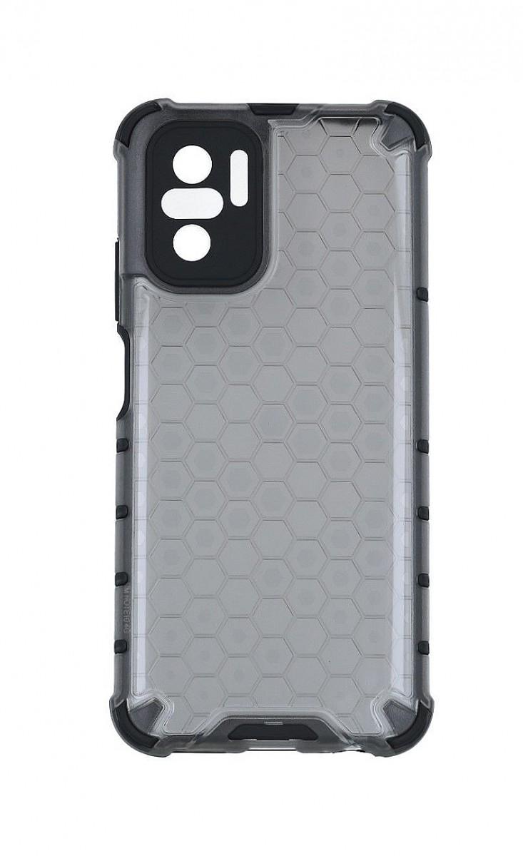 Odolný kryt Honey Armor na Xiaomi Redmi Note 10 tmavý