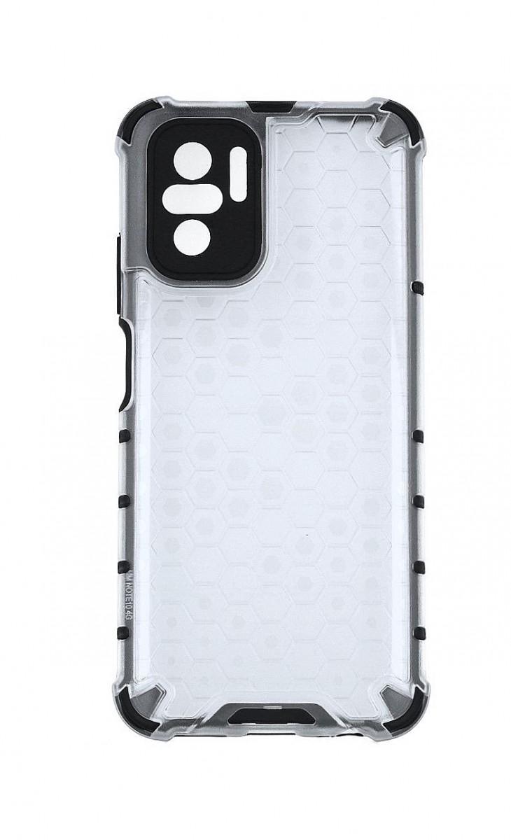 Odolný kryt Honey Armor na Xiaomi Redmi Note 10 průhledný