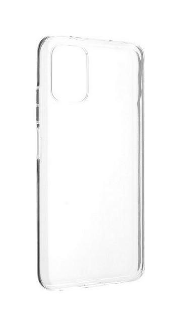 Zadní silikonový kryt na Xiaomi Poco M3 Pro 1 mm průhledný