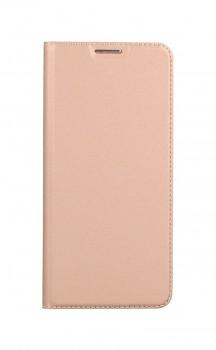 Knížkové pouzdro Dux Ducis na Samsung A22 růžové