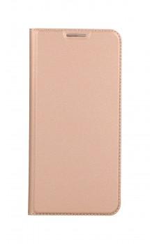 Knížkové pouzdro Dux Ducis na Xiaomi Mi 11 Lite růžové