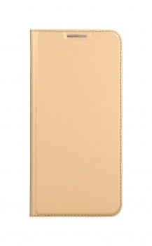 Knížkové pouzdro Dux Ducis na Xiaomi Mi 11 Lite zlaté