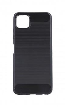 Zadní silikonový kryt na Samsung A22 5G černý