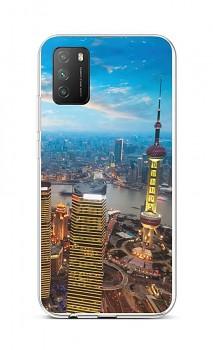 Zadní silikonový kryt na Xiaomi Poco M3 City