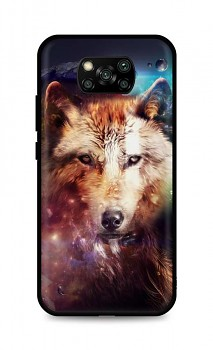 Zadní pevný kryt LUXURY na Xiaomi Poco X3 Wolf