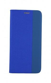 Knížkové pouzdro Sensitive Book na Samsung A32 modré