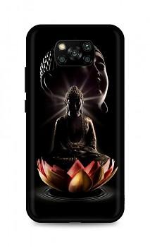 Zadní silikonový kryt DARK na Xiaomi Poco X3 Meditation