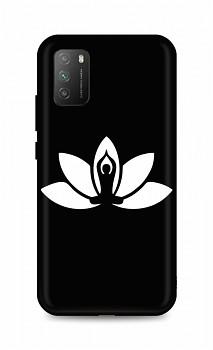 Zadní silikonový kryt DARK na Xiaomi Poco M3 Yoga