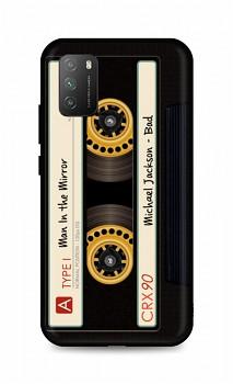Zadní silikonový kryt DARK na Xiaomi Poco M3 Record