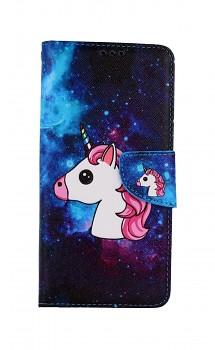 Knížkové pouzdro na Xiaomi Poco X3 Space Unicorn