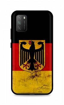 Zadní silikonový kryt DARK na Xiaomi Poco M3 Germany