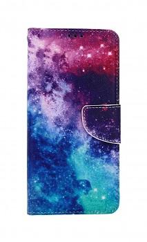 Knížkové pouzdro na Xiaomi Poco M3 Vesmír