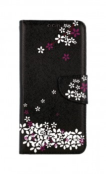 Knížkové pouzdro na Xiaomi Poco M3 Květy sakury