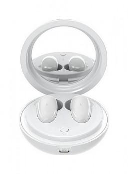 Bezdrátová sluchátka Remax TWS-9 bílá