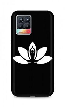 Zadní silikonový kryt DARK na Realme 8 Yoga