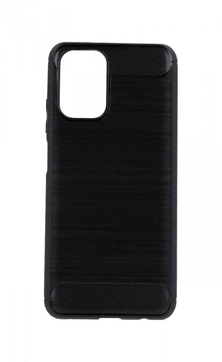 Zadní silikonový kryt na Xiaomi Redmi Note 10S černý