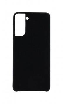 Zadní silikonový kryt Vennus Lite na Samsung S21 Plus černý