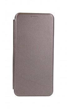 Knížkové pouzdro Forcell Elegance Book na Xiaomi Redmi Note 10S metalické