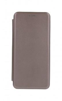 Knížkové pouzdro Forcell Elegance Book na Xiaomi Poco F3 metalické