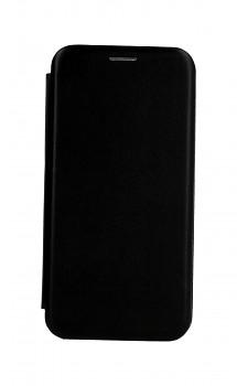 Knížkové pouzdro Forcell Elegance Book na Samsung S21 černé