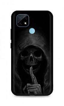 Zadní silikonový kryt DARK na Realme C21 Dark Grim Reaper