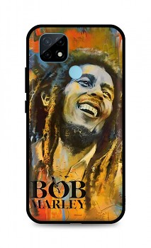Zadní silikonový kryt DARK na Realme C21 Bob Marley