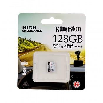 Paměťová karta Kingston 128GB micro SDXC High Endurance bez adaptéru