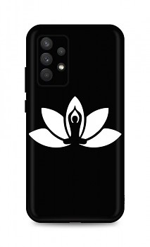 Zadní silikonový kryt DARK na Samsung A32 Yoga