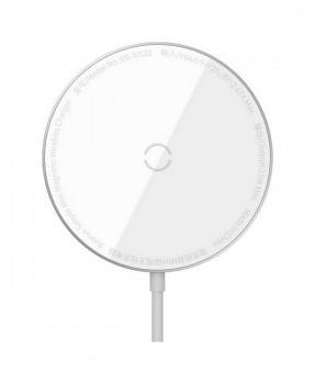 Bezdrátová nabíječka Baseus Simple Mini (WXJK-F02) bílá