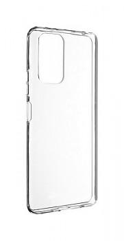 Zadní silikonový kryt na Xiaomi Redmi Note 10S 1 mm průhledný