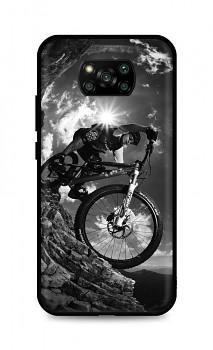 Zadní silikonový kryt DARK na Xiaomi Poco X3 Pro Mountain Rider