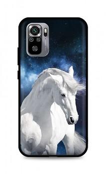 Zadní silikonový kryt DARK na Xiaomi Redmi Note 10S White Horse