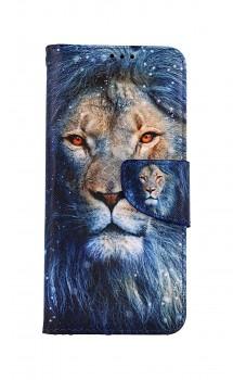 Knížkové pouzdro na Realme 8 Kouzelný lev