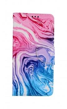 Knížkové pouzdro na Samsung A52 Malba