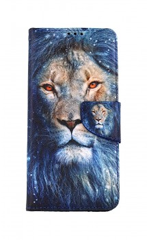 Knížkové pouzdro na Realme 7i Kouzelný lev