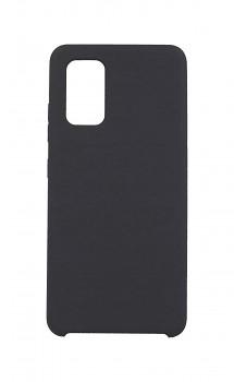 Zadní silikonový kryt Vennus Lite na Samsung A32 černý