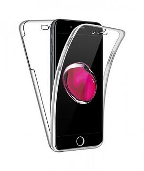 Zadní pevný kryt na iPhone SE 2020 360° průhledný