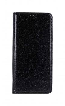 Knížkové pouzdro na Xiaomi Redmi Note 10 Shining černé