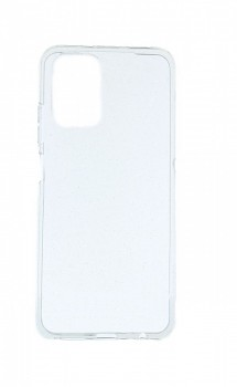 Zadní silikonový kryt na Xiaomi Redmi Note 10 Crystal průhledný