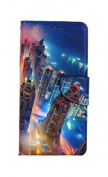 Knížkové pouzdro na Xiaomi Redmi 9 Město
