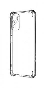 Zadní silikonový kryt Tactical Plyo na Xiaomi Redmi Note 10 průhledný