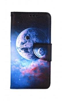 Knížkové pouzdro na iPhone 11 Planeta