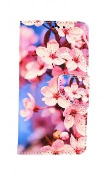 Knížkové pouzdro na iPhone 11 Sakura