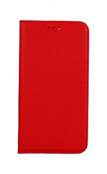 Knížkové pouzdro Smart Magnet na iPhone 13 Pro červené