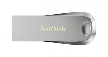 SanDisk Ultra Luxe USB 3.1 Flash disk 64GB stříbrný